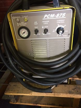 Picture of ESAB PCM 875 PLASMA CUTTER-SOLD